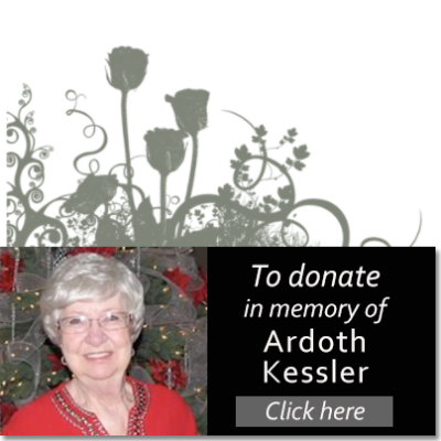 To donate in memory of Ardoth Kessler, click here.