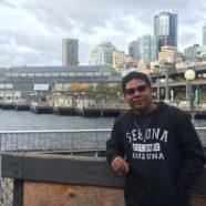 Chea Sarin Visits USA