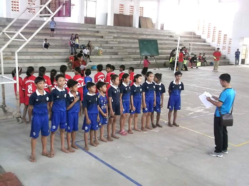 football team lineup